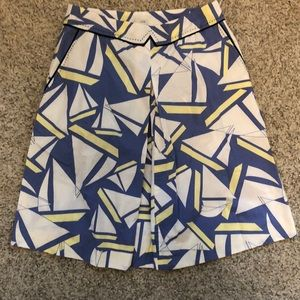 Anthropologie Odille skirt - size 4